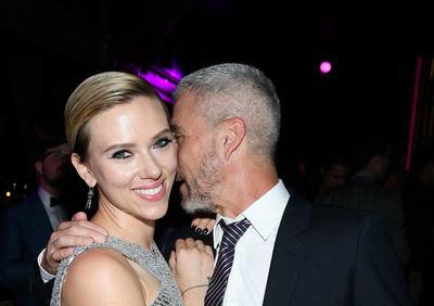 Scarlett Johansson tiene nuevo novio!!