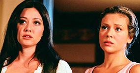 Alyssa Milano y Shannen Doherty se reconciliaron