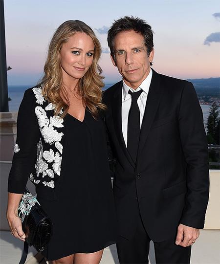 Por qué se divorcian Ben Stiller y Christine Taylor?