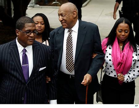 Empezó el juicio a Bill Cosby - Keshia Knight Pulliam lo apoya