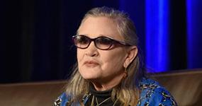 Carrie Fisher murió por apnea del sueño y otras causas