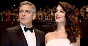 George y Amal Clooney ya son padres!! Nacieron sus gemelos!!