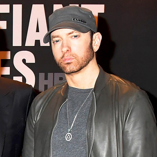 Eminem se ve diferente? Really?