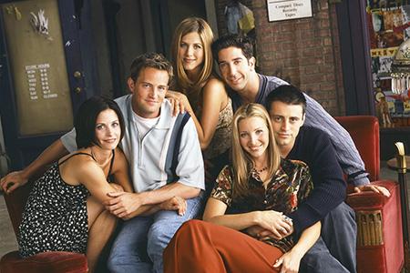 Matthew Perry y su pesadilla del revival de Friends!