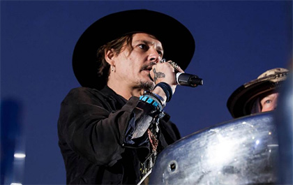 Johnny Depp quiere matar a Trump? – WTF? – Update!