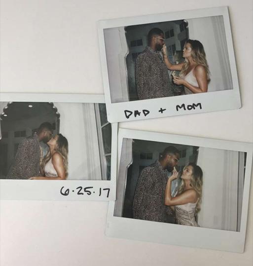 Khloe Kardashian preggo? (Dad + Mom)