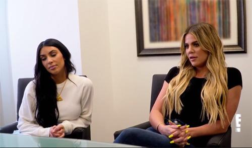 Khloe Kardashian fingió tratar de quedar embarazada! WHAT?