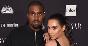 Kim Kardashian y Kanye West separados por 6 semanas!