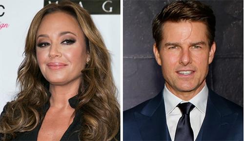 Leah Remini quiere enfrentar a Tom Cruise!