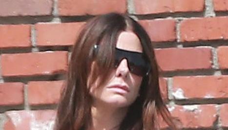 Sandra Bullock: Campanas de Boda! Bryan es el indicado! (OK!)
