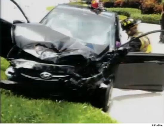 Venus Williams demandada por fatal accidente de auto.