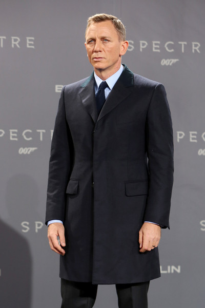 Daniel Craig será James Bond again!! Adele regresa!