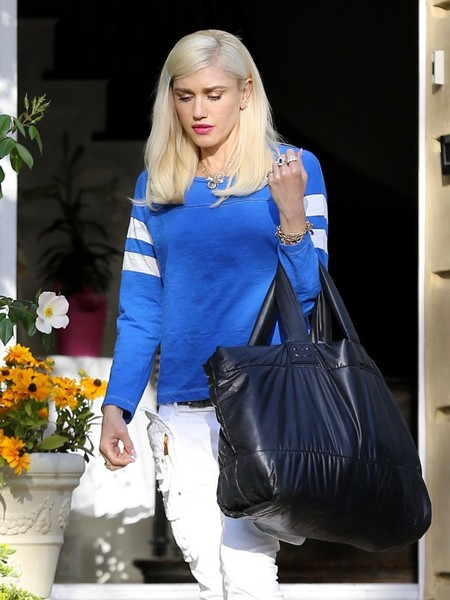 Demandan a Gwen Stefani por una estampida! WHAT?