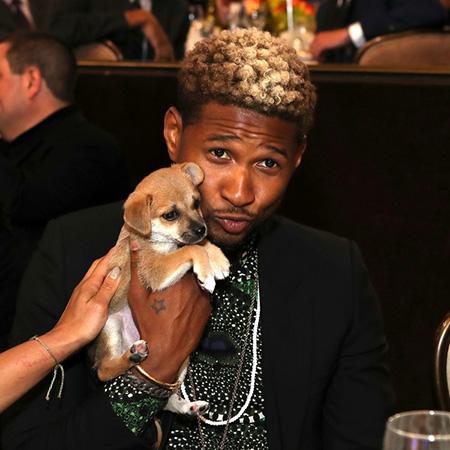 Usher contagia herpes y lo demandan! Ewww