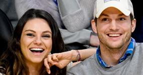 Ashton Kutcher niega ser infiel a Mila Kunis! LOL!