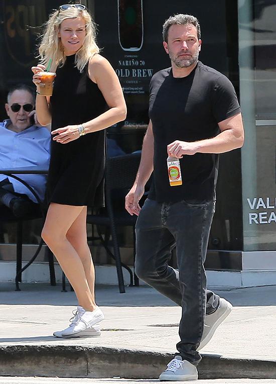 Jennifer Garner enfrentó a Lindsay Shookus por relación con Ben?