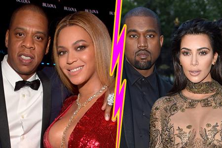 Por qué no se llevan bien Jay Z y Kanye West?