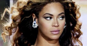 Vean esta nueva estatua de cera de Beyonce! LOL!
