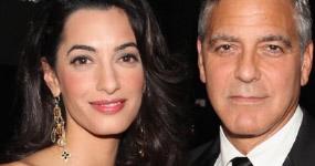 Publican fotos de los gemelos de George y Amal Clooney – El actor demanda!