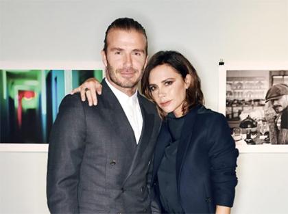 David y Victoria Beckham celebran aniversario 18!!
