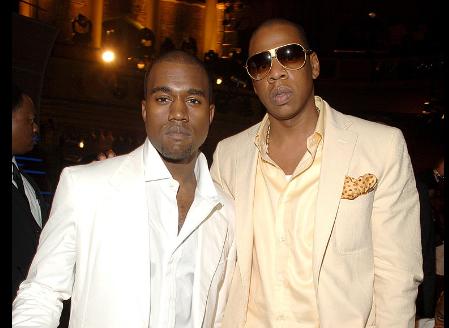 La pelea de Jay Z y Kanye West!! canción 4:44