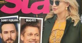 Kate Hudson embarazada! Quién es el padre? Brad? (Star)