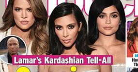 Lamar Odom contará todo sobre las Kardashians en su libro? (InTouch)