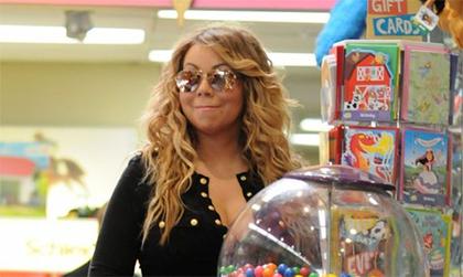 A Mariah Carey le rechazan la tarjeta de crédito