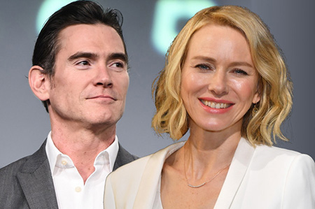 Naomi Watts saliendo con Billy Crudup - LOVE!