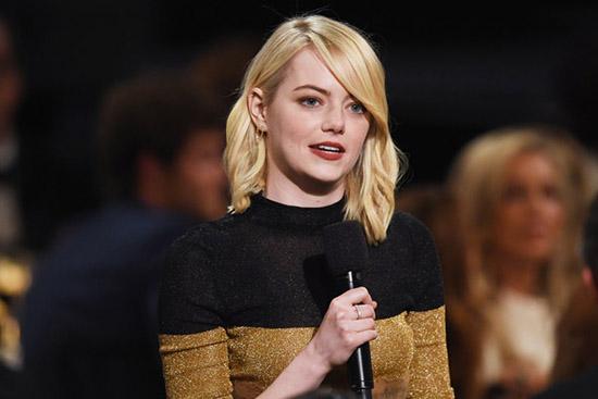 Emma Stone: actriz mejor pagada 2017 - Forbes