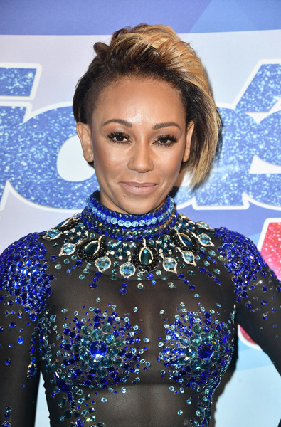 El look de Mel B: Premier de America's Got Talent – Soltera?