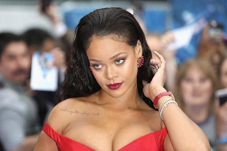 El novio multimillonario de Rihanna estuvo casado en secreto