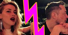 Amber Heard y Elon Musk terminaron!