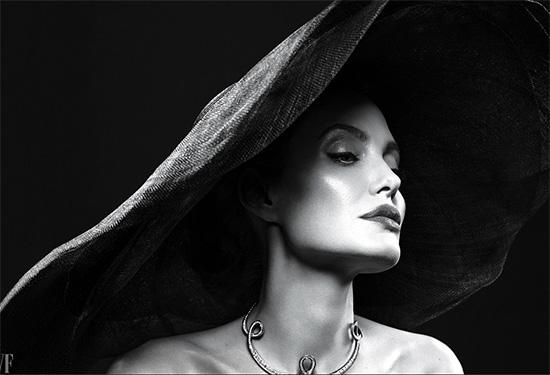 Vanity Fair defiende reporte de Angelina Jolie y el casting de su película