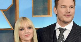 Anna Faris y Chris Pratt en terapia de pareja