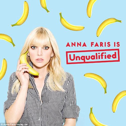 Anna Faris habla de las relaciones, tras su ruptura con Chris Pratt