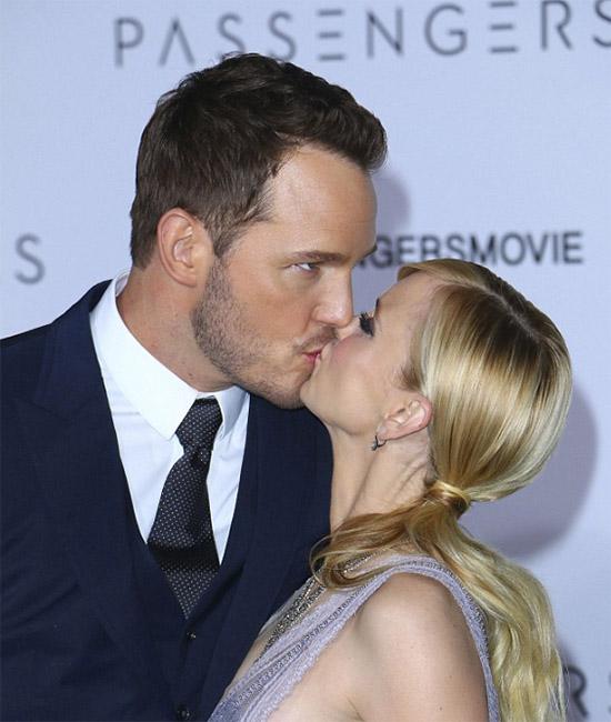 Anna Faris y Chris Pratt se separan! Shock?