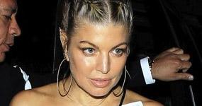 Fergie publica foto desnuda promo Double Dutchess