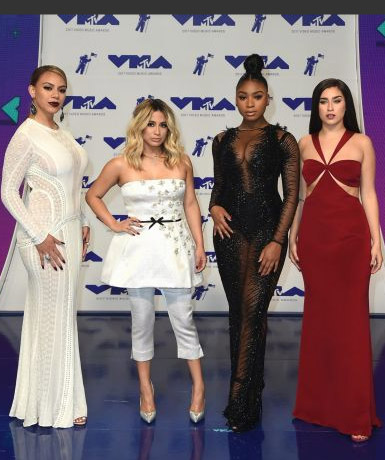 Alfombra Roja: MTV VMAs 2017