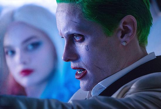 Jared Leto y Margot Robbie vuelven como el Joker y Harley Quinn