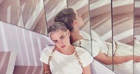 Kristen Stewart sobre su sexualidad y vida amorosa! (Harper's Bazaar)