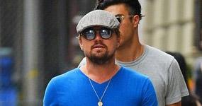 Leonardo DiCaprio tiene novia nueva y no es rubia!