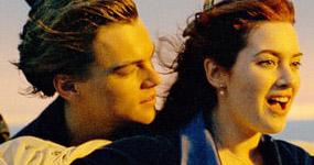 Kate Winslet y Leonardo DiCaprio se recitan lineas de Titanic!