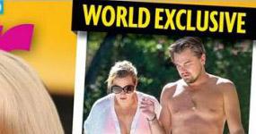 Leonardo DiCaprio y Kate Winslet amantes? LOL! (Star)