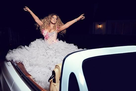JLo y Mariah Carey para Paper Magazine. What?