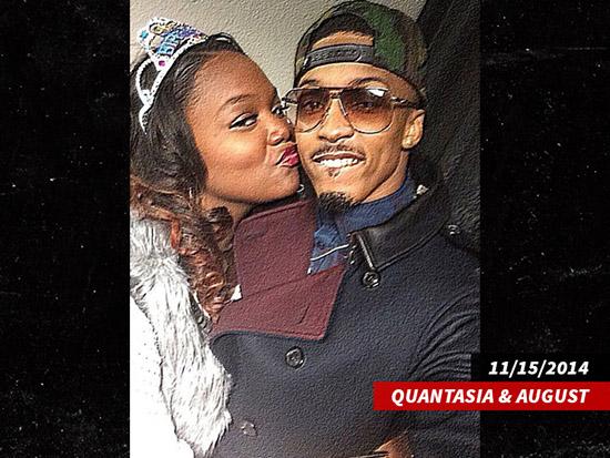 La mujer que demanda a Usher, Quantasia Sharpton dice la verdad o miente?