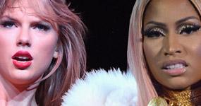 Nicki Minaj ataca a Taylor Swift por su nueva canción?