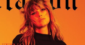 Taylor Swift publica portadas de Reputation + Video