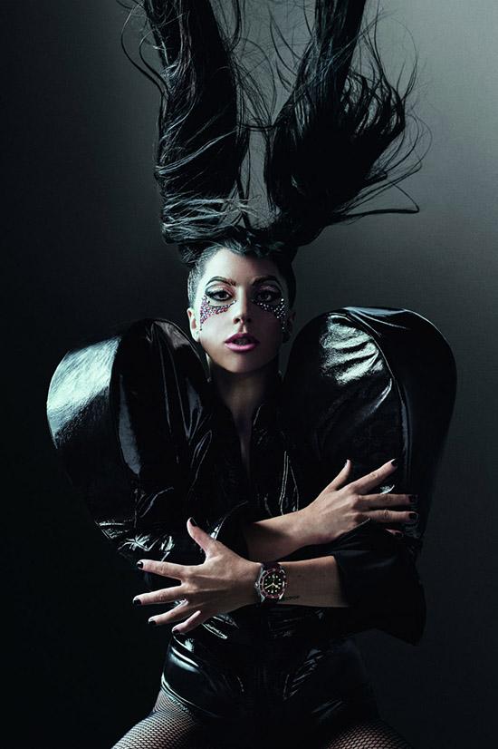 Lady Gaga imagen de Tudor