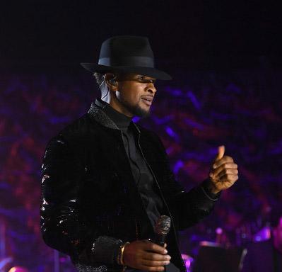 Usher demandado por agresión sexual, negligencia y fraude por herpes